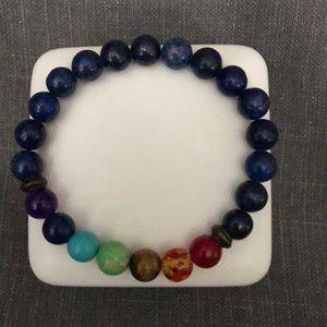 Reiki chakra bracelet